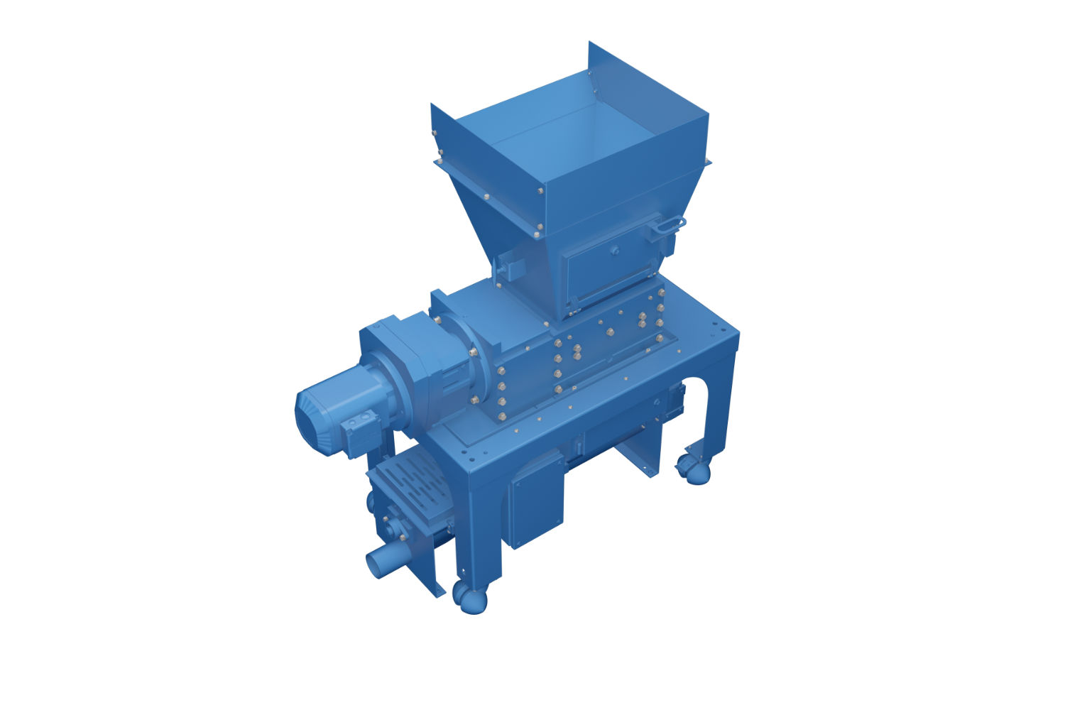 Vacuum suction units and slide valves